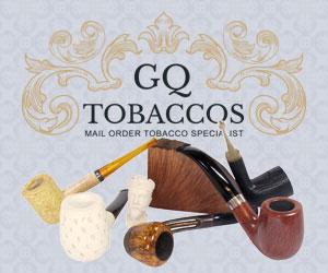 GQ Tobaccos Banner