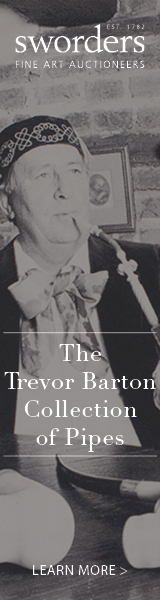 Trevor Barton Auction Ad