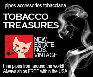 Tobacco Treasures Ad