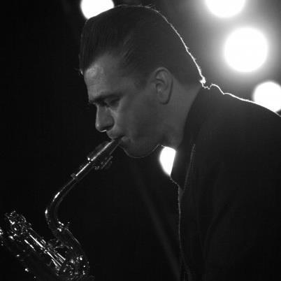 Obie Hughes Sax Player