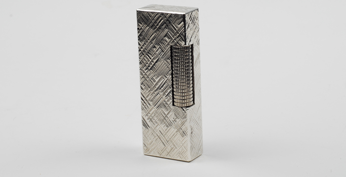 Rollagas Silver Lighter