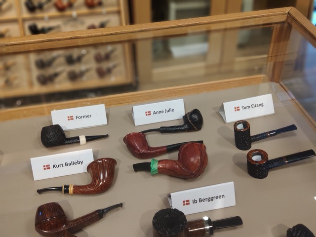 Local Carvers and Exclusive Pipes