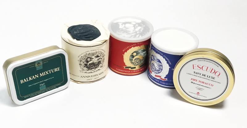 Vintage Tobaccos