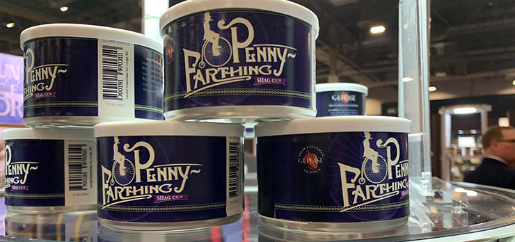 GL Pease Penny Farthing