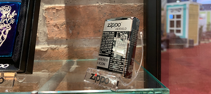 Zippo Lighter Engraving
