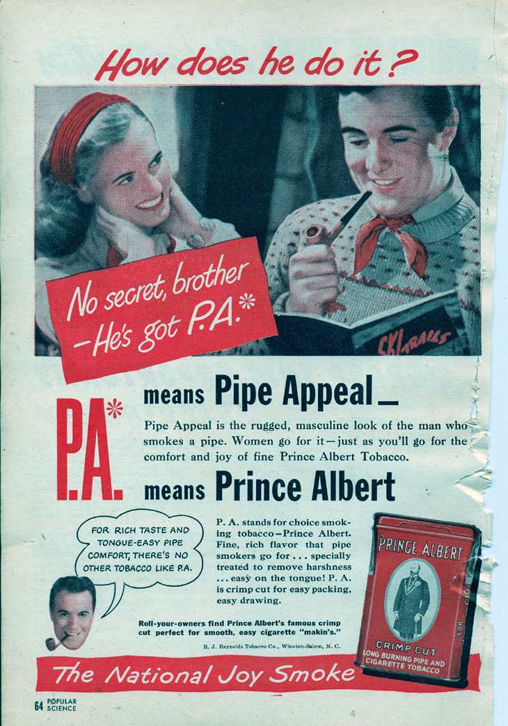 Prince Albert Smoking Tobacco