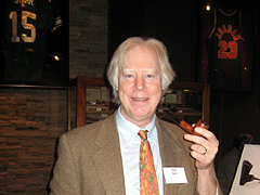 Peter Guss from the NY Pipe Club