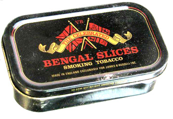 Bengal Slices Pipe Tobacco