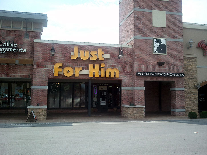 Just For Him, Springfield, MO