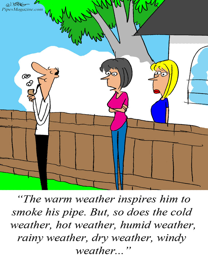 weather inspired smoking cartoon general pipe smoking discussion pipe smokers forums
