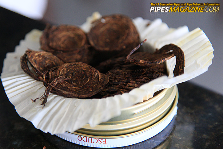 Escudo Pipe Tobacco