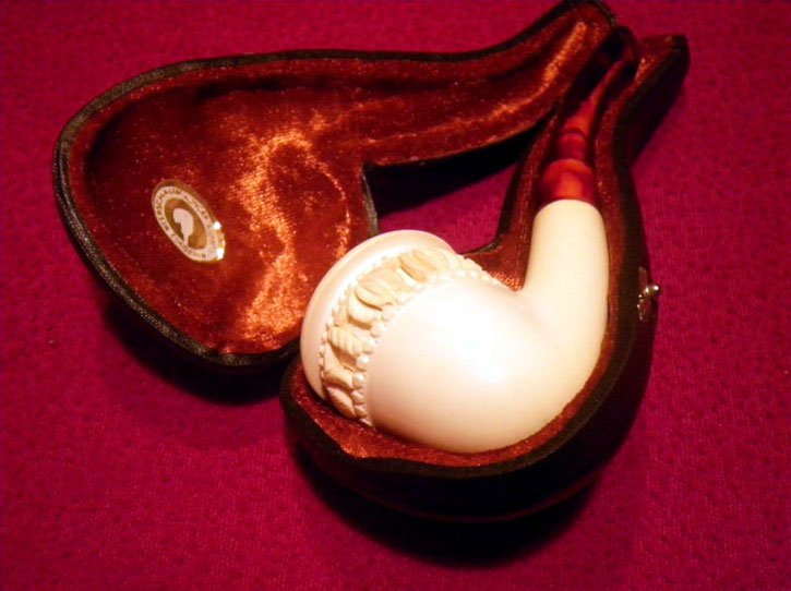 Antique Meerschaum Pipes