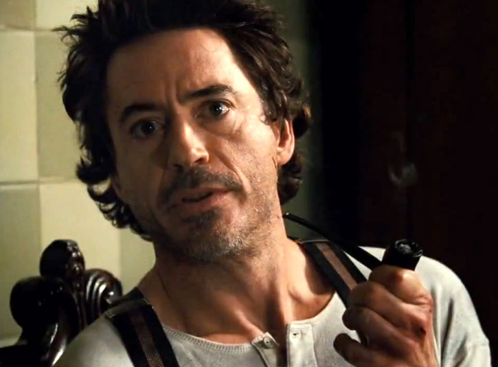 Remarkable, robert downey jr sherlock holmes bed are