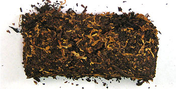 Borkum Riff Black Cavendish Tobacco in Pouch