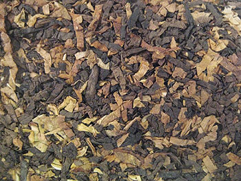 Borkum Riff Tobacco Close-Up