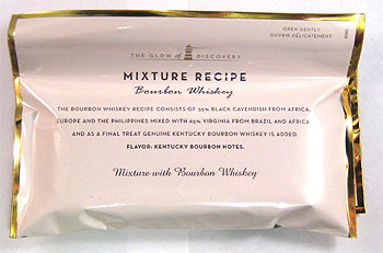 Borkum Riff Bourbon Whiskey Pouch Description