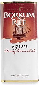 Borkum Riff Cherry Cavendish Pipe Tobacco