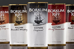 The Borkum Riff line of tobaccos has a pedigree that dates back to the early 1960s. & Borkum Riff Cherry Cavendish Review | The #1 Source for Pipes and ...
