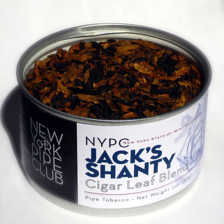 Jack's Shanty Cigar Leaf Tobacco Blend