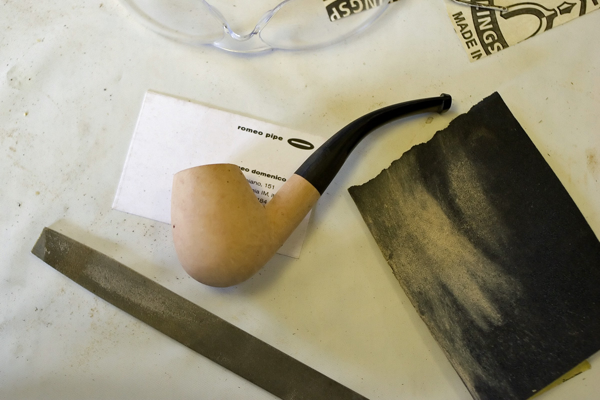 My first attempt at carving a pipe! 2---Seminar--007