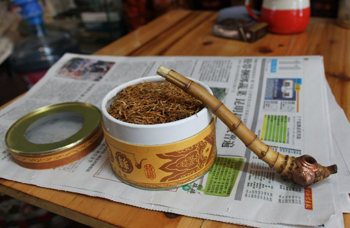 Pipes, Tobacco & Smoking in China | Pipes Magazine - for the Pipe
