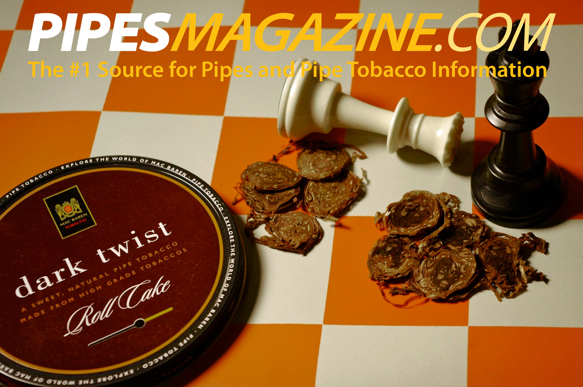 Mac baren dark twist review the source for pipes and