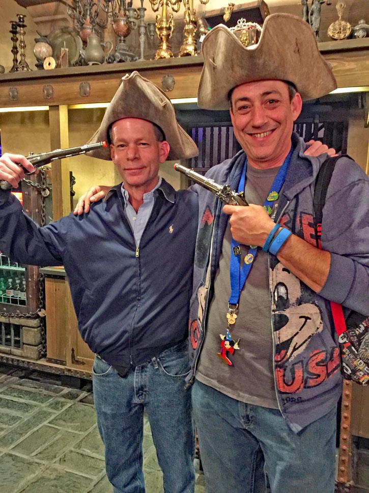 Mike McNiel & Brian Levine