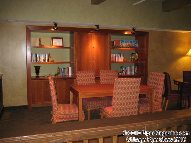 More of the Library in the Resort
