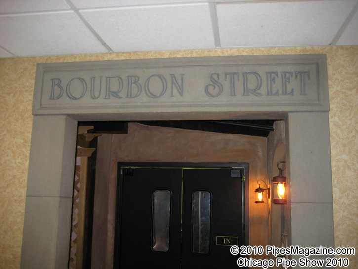 Pheaston Run has a Replica of Bourbon Street in New Orleans