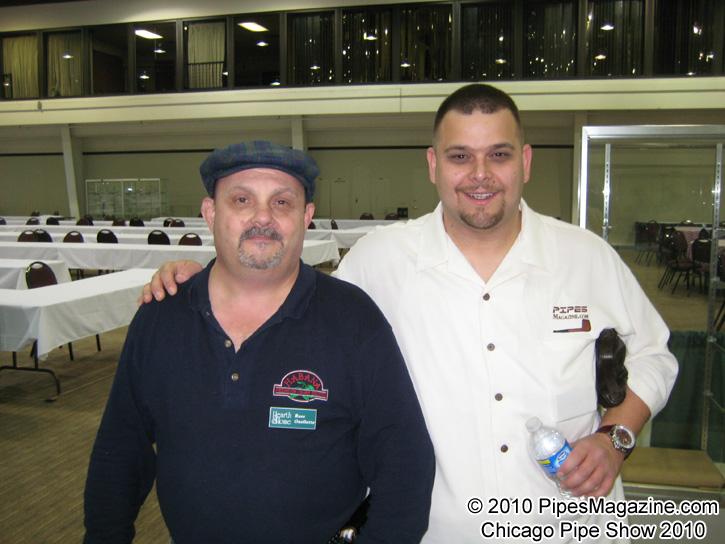 Russ Ouellette & Bob Tate