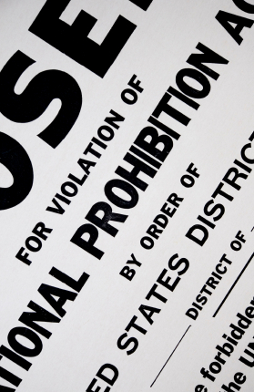 Tobacco Prohibition