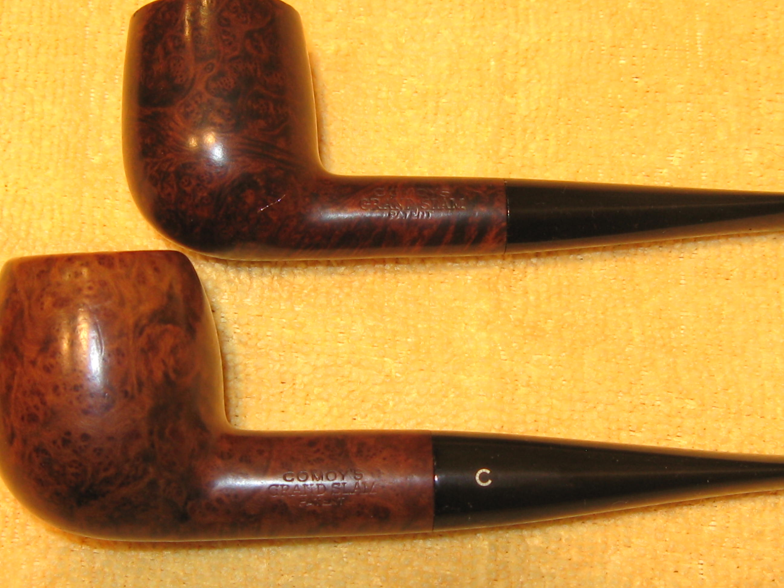 Comoy s Pipes