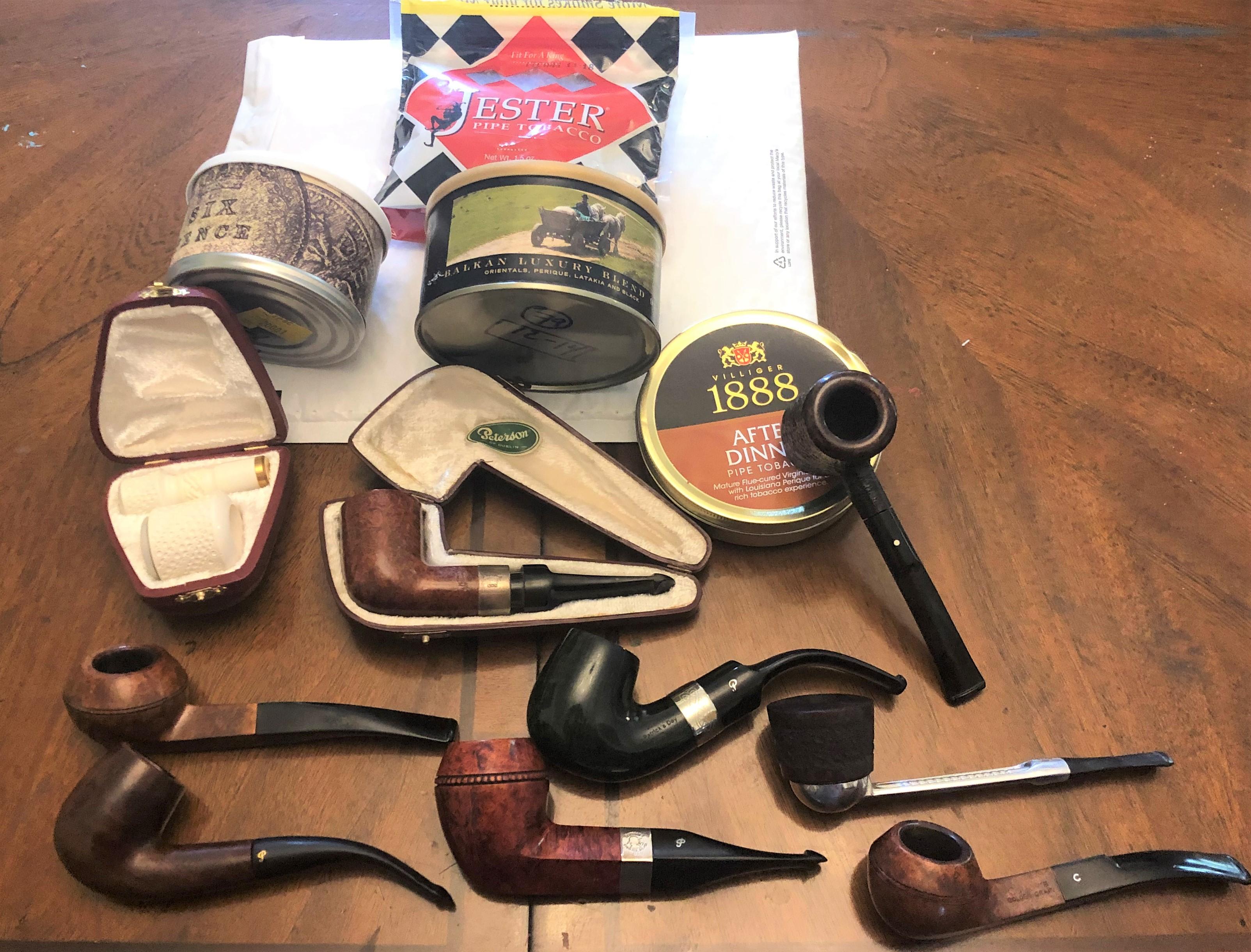 A very generous deal from forum member ashdigger :: Pipe Talk