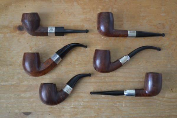1912 bbb diamond shank bent billiard pipe talk pipe for What are old plumbing pipes made of