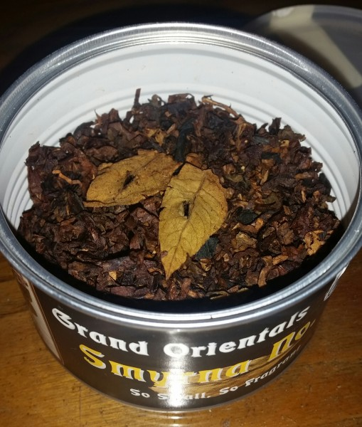 Opened a Tin of McClelland Smyrna No 1... do they all come with uncut leaves?  Pipe Tobacco Discussion  Pipe Smokers Forums & Opened a Tin of McClelland Smyrna No 1... do they all come with ...