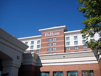 Hilton Richmond Hotel & Spa