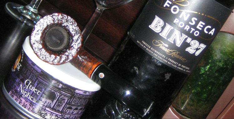 fonseca bin 27. Fonseca Porto Bin No. 27.
