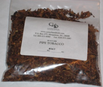 Tobacco in Bag