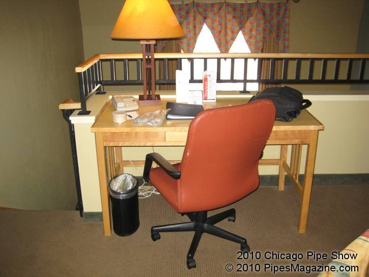 Work Area (Upstairs)