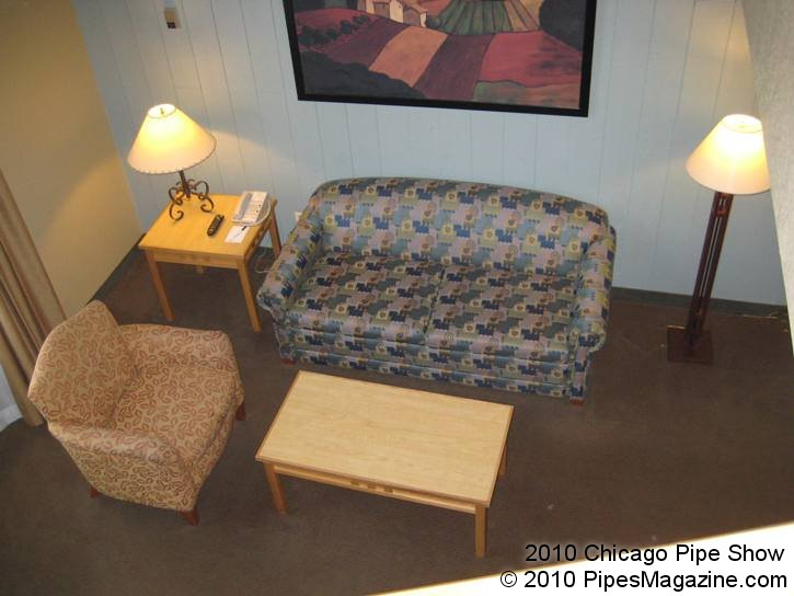 Dowstairs Sitting Area
