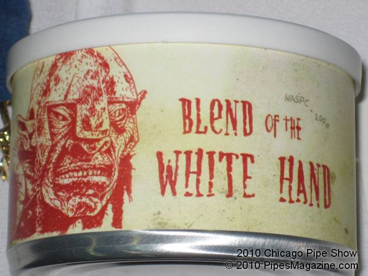 Blend of the White Hand - 2008 NASPC Limited Edition Blend