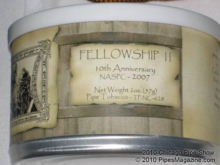 Fellowship II - 2007 NASPC Limited Edition Blend