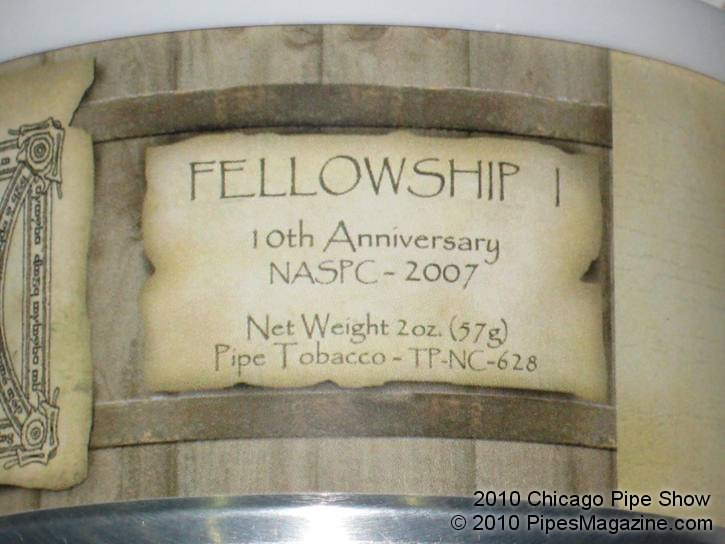 Fellowship I - 2007 Limited Edition NASPC Blend