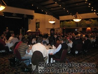 2010 Doctor of Pipes Award - Cigar and Pipe Dinner