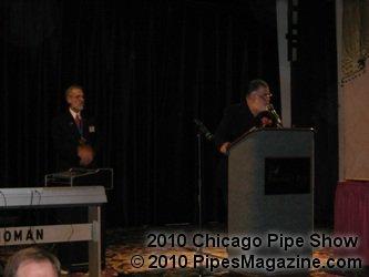 Mike Reschke and Frank Burla