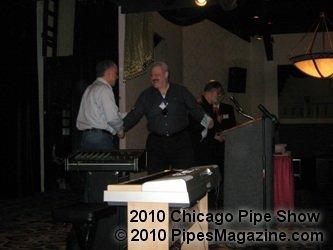 Fred Hanna and Rick Esserman