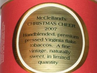 McClelland Christmas Cheer 2007