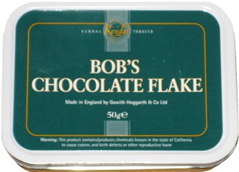 Gawith, Hoggarth, & Co. Bob's Chocolate Flake Pipe Tobacco Tin