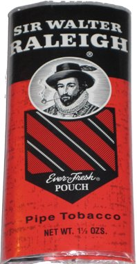 Sir Walter Raleigh Pipe Tobacco Pouch