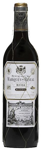 Marqués de Riscal Spanish Wine